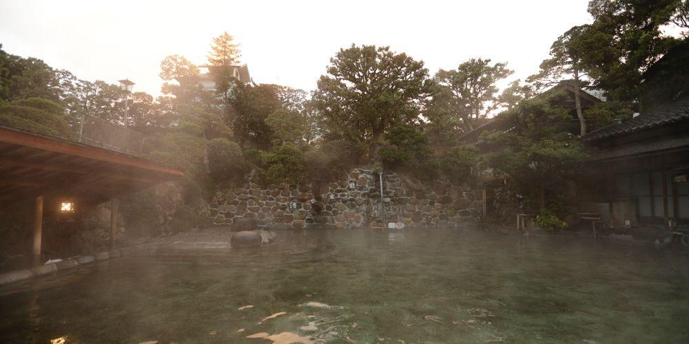湯之助の宿長楽園<島根県・玉造温泉>