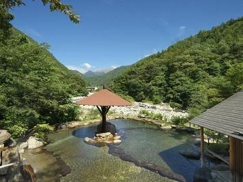 穂高荘山のホテル イメージ