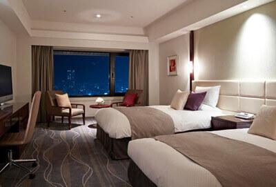 小学生でも添い寝無料のホテル イメージ