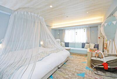 赤ちゃん連れ旅行にうれしい宿泊プランのある宿 イメージ