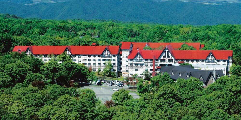 ホテルグリーンプラザ軽井沢<群馬県・北軽井沢>