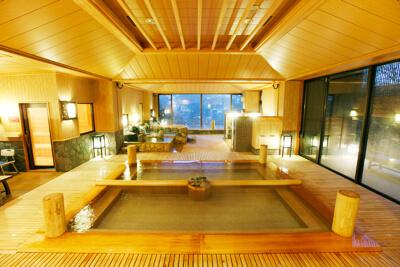 館内で湯めぐりを楽しめる温泉宿~東北・関東編~ イメージ